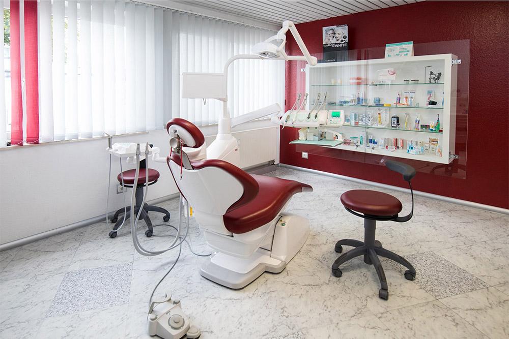 Einrichtung - Zahnarztpraxis Christiane Wittenhagen in 87700 Memmingen